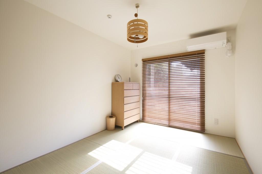 現代的でおしゃれな和室
