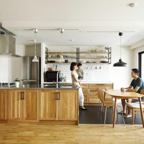 Case.49 - 北欧インテリアのカフェハウス