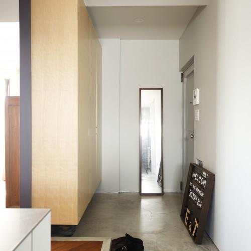 Case.52 - デッドスペースのない家