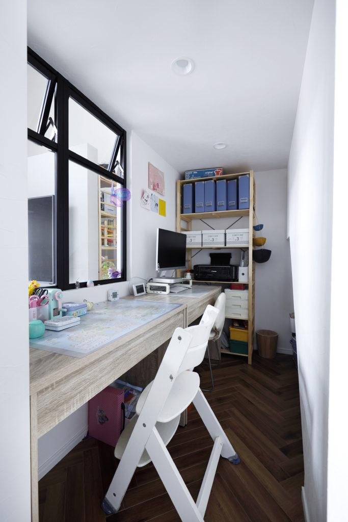 小さな個室テレワーク部屋