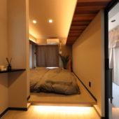 「ホテルライクな新築風」をあえて、リノベで叶える贅沢