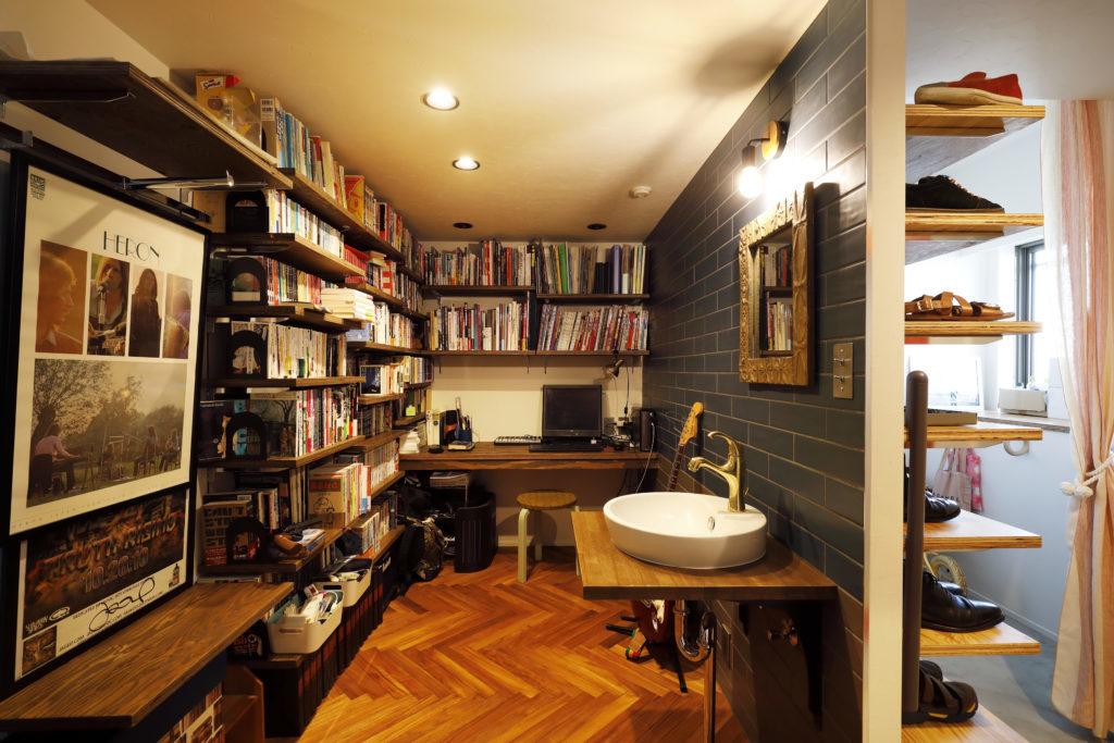本格的なオフィス空間