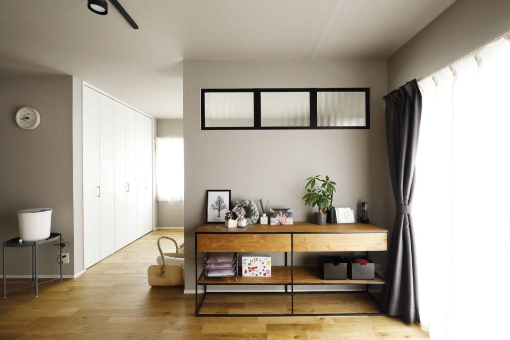マンションの間取りでも室内窓は可能